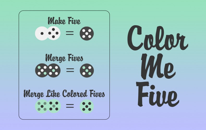 Color Me Five is now available on Google Play!