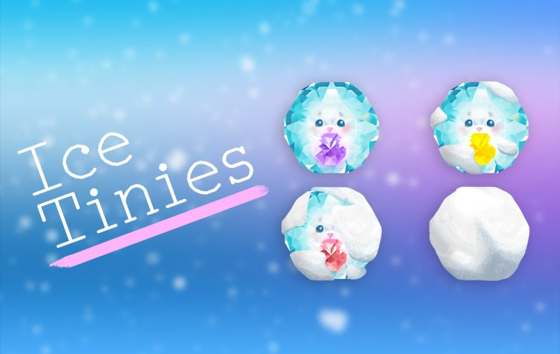 Ice Tinies is Available Now!